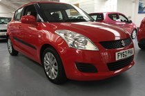 Suzuki Swift SZ3 ONLY 31200 MILES!!