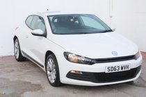 Volkswagen Scirocco TDI BLUEMOTION TECHNOLOGY
