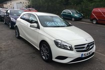 Mercedes A Class A180 CDI BLUEEFFICIENCY SPORT BUY NO DEP & £53 A WEEK T&C APPLY