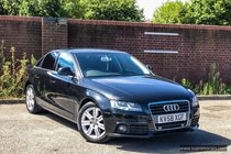 Audi A4 2.7 TDI SE Multitronic 4dr (** NOW SOLD **)