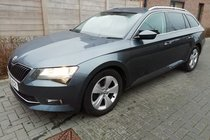 Skoda Superb SE TECHNOLOGY TDI SAT NAV