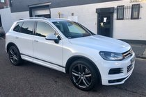 Volkswagen Touareg V6 ALTITUDE TDI BLUEMOTION TECHNOLOGY