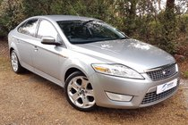 Ford Mondeo 1.8TDCI TITANIUM 5 SPEED 125PS