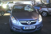 Vauxhall Corsa Energy 1.2 16v 85PS