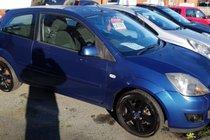 Ford Fiesta ZETEC CLIMATE 16V
