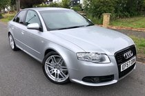 Audi A4 2.0 T S LINE SPECIAL ED 217BHP-Huge Spec-Leather-FSH