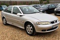 Vauxhall Vectra CD 2.2i 16v Auto