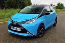 Toyota AYGO VVT-I X-CITE 2 X-SHIFT