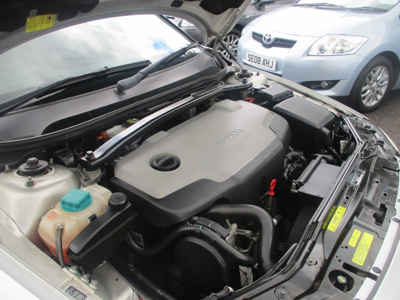 Volvo S60 D5 SE EURO 4 185BHP,FULL LEATHER | Vista Value Cars