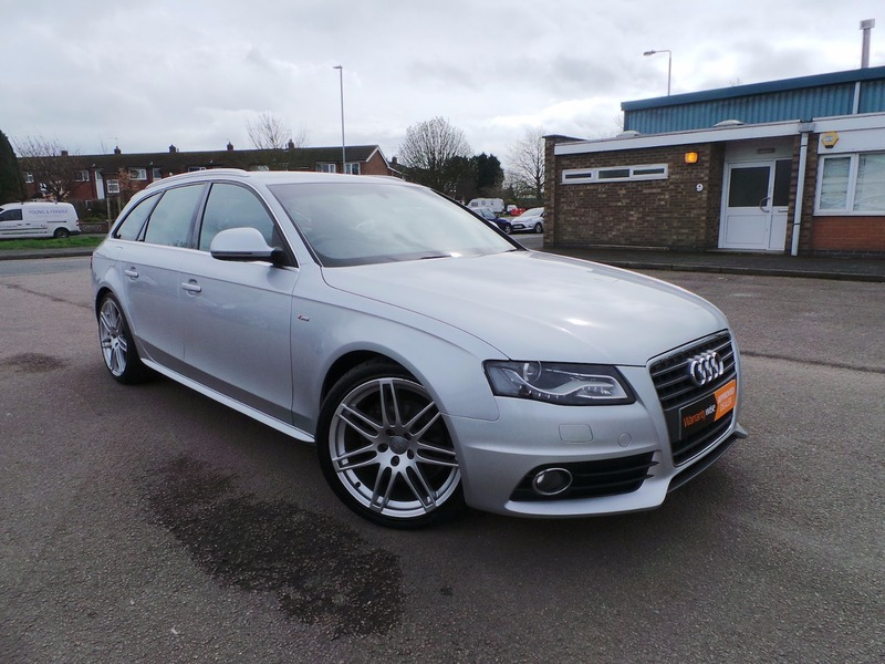 audi a4 avant 2 0 tdi s line avant 143ps sam smith motor. Black Bedroom Furniture Sets. Home Design Ideas