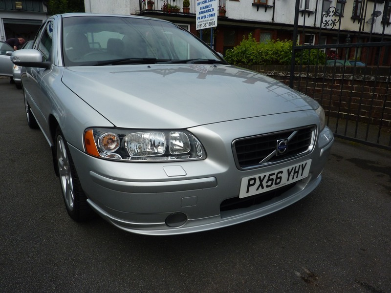 volvo s60 d5 sport 185bhp clc autos. Black Bedroom Furniture Sets. Home Design Ideas