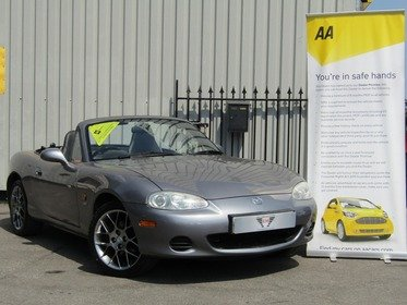 Mazda MX5 1.8I EUPHONIC LIMITED EDITION