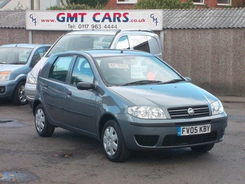 Fiat Punto 1.2 ACTIVE LOW MILEAGE