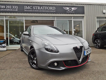 Alfa Romeo Giulietta 1.7 TBi Veloce 5dr TCT 240BHP - Quick And Easy Finance 6.9% APR Representative