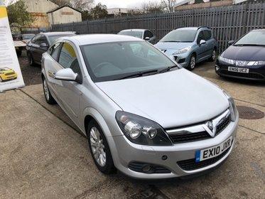 Vauxhall Astra SRi 1.4 16v