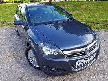 Vauxhall Astra 1.7CDTI 16V  SXI ECOFLEX 110PS
