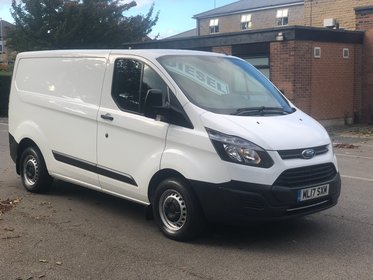 Ford Transit Custom 290 L1 2.0 TDCi 105 ps Euro 6 Air Con