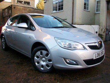 Vauxhall Astra 1.4I 16V VVT ES 100PS