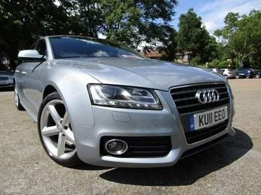Audi A5 2.0 TFSI S LINE SPORTBACK 180PS