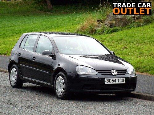 Volkswagen Golf 1.6 S FSI+ NEW MOT