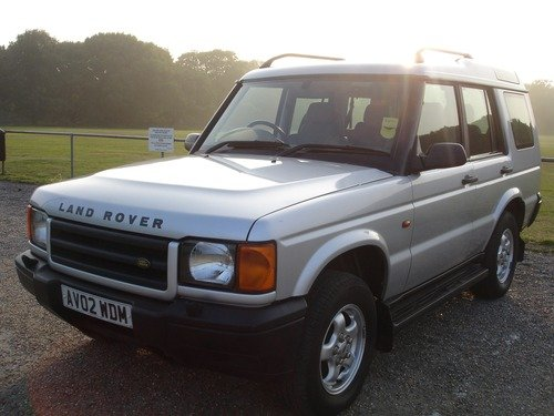 Land Rover Discovery GS TD5 7 SEAT