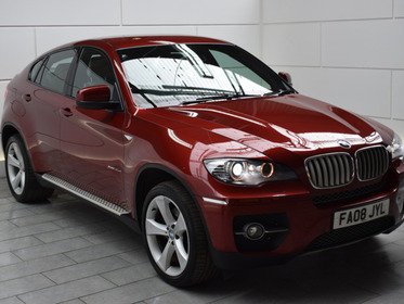 BMW X6 3.0 xDrive35d Auto 35d [Dynamic][Media][286]