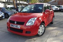 Suzuki Swift GL  (VEHICLE NOW SOLD AWAITING COLLECTION)