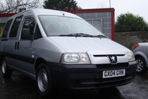Peugeot Expert 2.0 HDI 110 BHP DISABLED VEHICLE