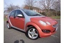 Smart ForFour Passion Automatic only 59k miles