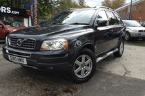 Volvo XC90 D5 ACTIVE AWD BIG SPEC!! SIDE RUNNERS, XENONS, GREY ON BLACK!! (DEPOSIT NOW TAKEN) (DEPOSIT NOW TAKEN)
