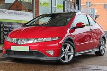 Honda Civic 2.2 I-CTDI TYPE S GT