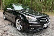 Mercedes CL CLC160 BLUEEFFICIENCY SPORT