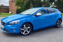 Volvo V40 1.6 D2 R-DESIGN (88 G/KM) 5 DOOR HATCHBACK