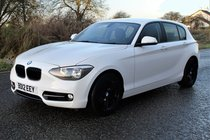 BMW 1 SERIES 120d 2.0 Sport 5 Door