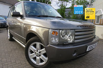 Land Rover Range Rover V8 HSE