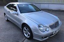 Mercedes C Class C200 CDI SE COUPE