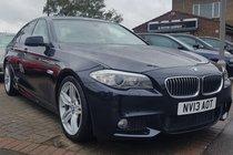 BMW 5 SERIES 2.0 520d M Sport 4dr FSH, 1 FORMER KEEPER