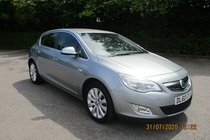 Vauxhall Astra SE