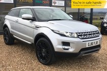 Land Rover Range Rover Evoque SD4 PRESTIGE LUX DIGITAL TV + SATNAV + PAN ROOF + TOP OF THE RANGE PURE LUXURY!!