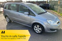 Vauxhall Zafira EXCLUSIV - FULL MOT - ANY PX WELCOME