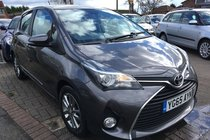 Toyota Yaris VVT-I ICON, 1 OWNER, £30 ROAD TAX