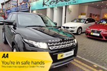 Land Rover Range Rover Evoque SD4 PRESTIGE PAN ROOF, STUNNING EXAMPLE