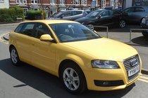 Audi A3 MPI SE