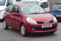 Renault Clio EXPRESSION 1.2 51,000 MILES SERVICE HISTORY