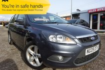 Ford Focus ZETEC 100PS