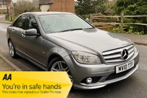 Mercedes C Class C180 KOMPRESSOR BLUEEFFICIENCY SPORT