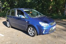 Ford C-Max 1.6 TDCI ZETEC DPF 110PS, FINANCE AVAILABLE