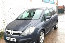Vauxhall Zafira Energy 1.9CDTi (120PS)