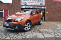 Vauxhall Mokka SE CDTI ECOFLEX S/S BUY ZERO DEPOSIT & ONLY £48 A WEEK T&C APPLY