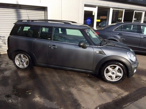 MINI Clubman 1.6I 16V ONE GRAPHITE AUTOMATIC + ---------------Now Sold